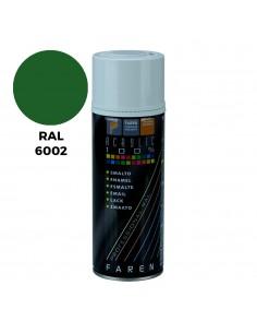 Spray ral 6002 verde primavera 400ml.