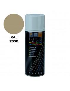 Spray ral 7030 gris piedra 400ml.