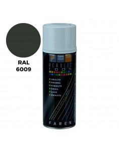 Spray ral 6009 verde abeto 400ml.