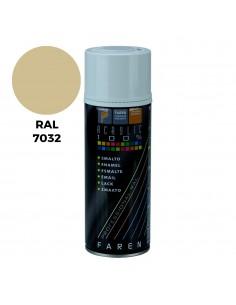Spray ral 7032 gris guijarro 400ml