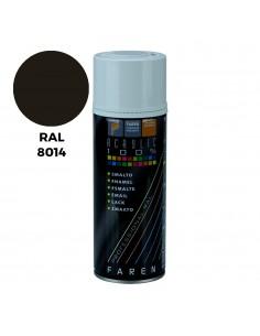 Spray ral 8014 marron sepia 400ml