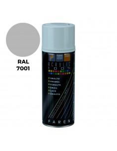 Spray ral 7001 gris plata 400ml