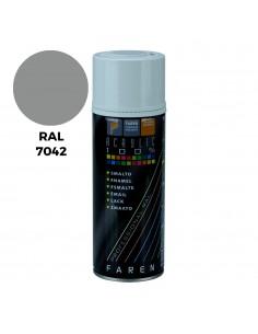 Spray ral 7042 gris trafico 400ml