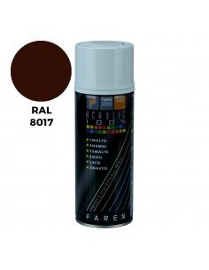 Spray ral 8017 chocolate 400ml