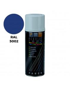 Spray  ral 5002 azul ultramar 400ml