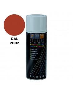Spray  ral 2002 naranja sanguineo 400ml