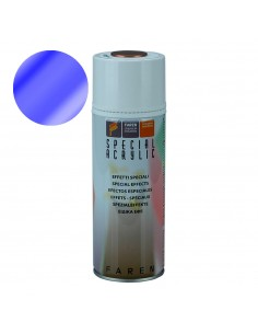 Spray metalizado azul oscuro 400ml