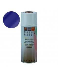 Spray metalizado azul china 400ml