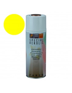 Spray fluorescente amarillo 400ml