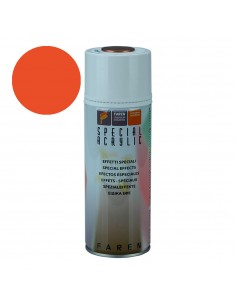 Spray fluorescente naranja 400ml