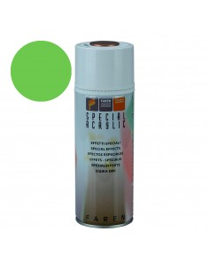 Spray fluorescente verde 400ml