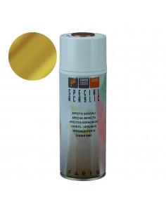 Spray reflectante dorado 400ml