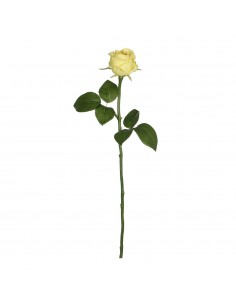 Rosa amarilla 45cm