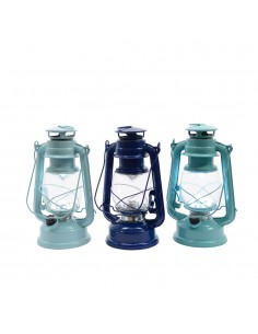 Farol decorativo luz led colores surtidos