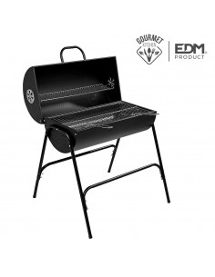 Barbacoa xl carbon area coccion 71,5x36cm