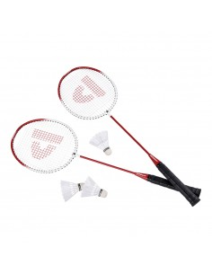 Set badminton 6 piezas