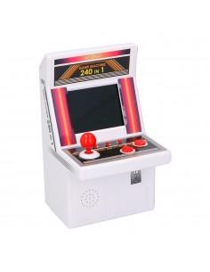 Maquina arcade retro 240 juegos (articulo campaña promocional)