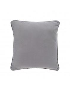 Cojin color gris 45x45cm