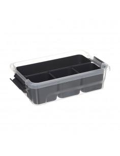 Caja con compartimentos 1.5l modelo samba