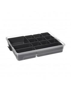 Caja con compartimentos 4.8l modelo samba