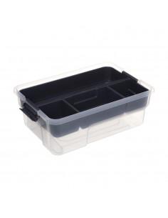 Caja con compartimentos 5l modelo samba