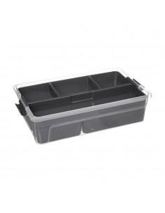 Caja con compartimentos 5.6l modelo samba