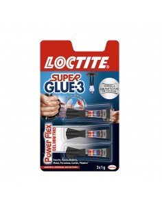 Loctite mini trio power flex 3x1g