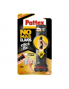 Pattex no mas clavos click & fix 30g