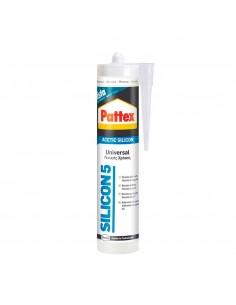 Pattex silicona universal blanco 280ml