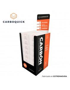 Expositor carboquick gratis por la compra de 32 unidades ref 73875
