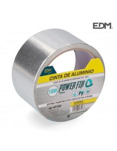 Cinta de aluminio 50x10 envasada