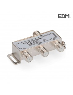 Separador 1 entrada 3 salidas envasado edm