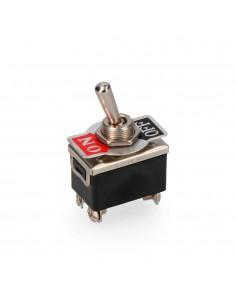Interruptor bipolar rabillo metalico 10a 250v