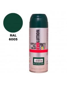Spray ral 6005 verde musgo 400ml.