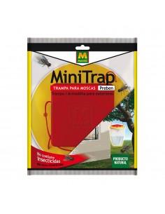 Mini-trap trampa cazamoscas para exterior