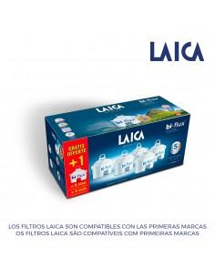 Pack filtros 5+1 laica