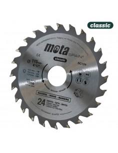Sierra circular widia 350mm 72 dtes