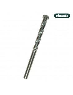 Broca punta de widia 10mm largo 400mm