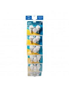 Tira de venta cruzada pack bombillas led incluye 98203 6 uni, 98202 6 uni