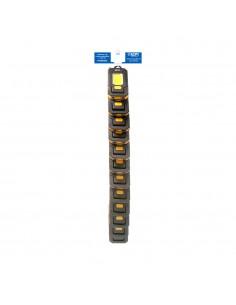Tira de venta cruzada linterna incluye 36378 12 uni
