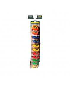 Tira de venta cruzada cinta metrica mota incluye 39979 24 uni