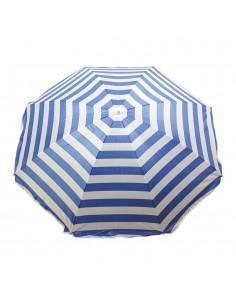 Parasol playa 180cm modelo mediterraneo edm
