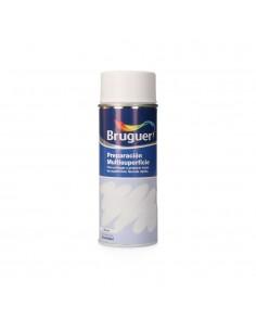 Preparacion multisuperficie (fondo blanco) spray 0,4l bruguer