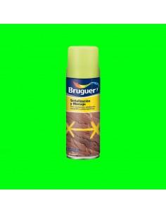 Señalizacion y marcaje spray verde 0,5l bruguer