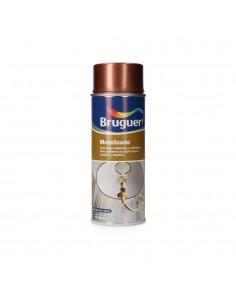Metalizado spray cobre 0,4l bruguer