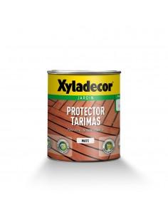 Protector para tarimas aquatech teca 0,75l bruguer