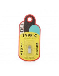 Adaptador tipo c-usb 3.1 micro usb otg colores