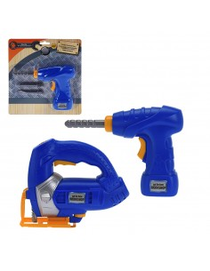 Set herramientas juguete