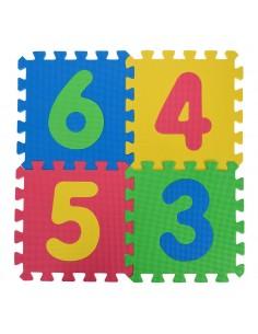 Puzzle suelo eva 9 piezas