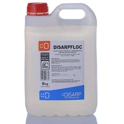 Floculante 6 kg DISARP